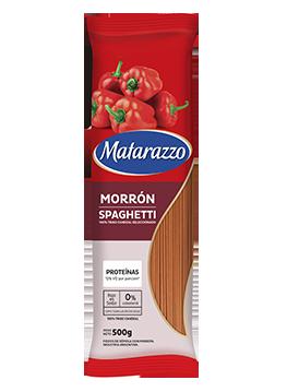 Spaghetti Morrón